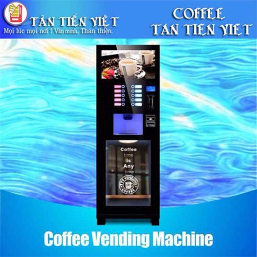 Máy bán cà phê tự động 808 KOREA-2